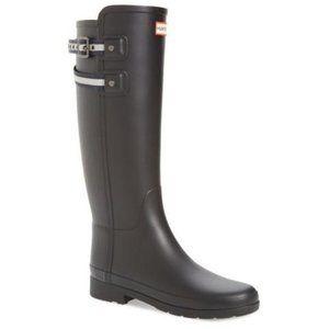 Hunter Original Refined Matte Rain Boots